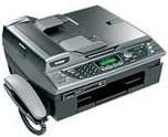 Brother MFC-640CW Driver