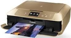 Canon PIXMA Gold MG7766 Driver