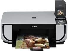 Canon PIXMA MP520 Driver