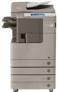 Canon imageRUNNER ADVANCE 4025i Driver