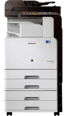 Samsung MultiXpress CLX-9251 Driver