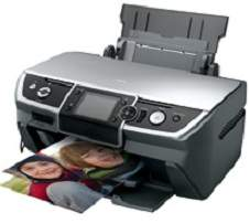 Epson Stylus Photo R390 Driver