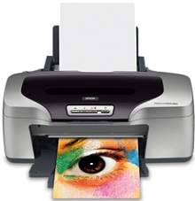 Epson Stylus Photo R800 Driver