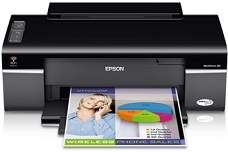 Epson WorkForce 40 Driver