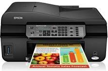 Epson WorkForce 435 Driver