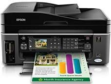 Epson WorkForce 610 Driver