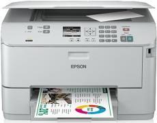 Epson WorkForce Pro WP-4515 DN Driver