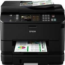 Epson WorkForce Pro WP-4545 DTWF Driver
