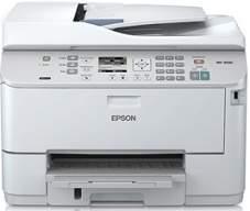 Epson WorkForce Pro WP-4590 Driver
