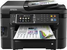 Epson WorkForce WF-3640DTWF Driver