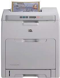 HP Color LaserJet 2700 driver