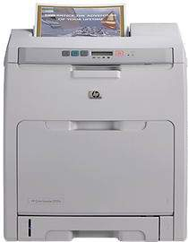 HP Color LaserJet 2700n driver