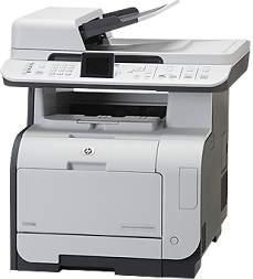 HP Color LaserJet CM2320nf MFP driver