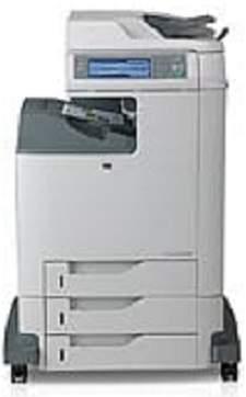 HP Color LaserJet CM4730f MFP driver