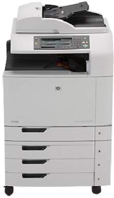 HP Color LaserJet CM6030 MFP driver