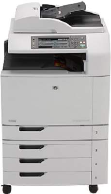 HP Color LaserJet CM6030f MFP driver