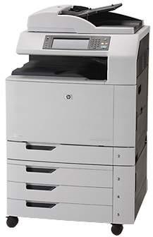 HP Color LaserJet CM6040 Driver