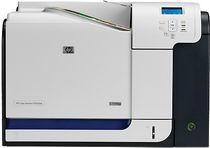 HP Color LaserJet CP3525n driver