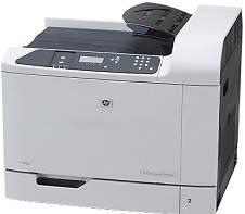 HP Color LaserJet CP6015dn driver