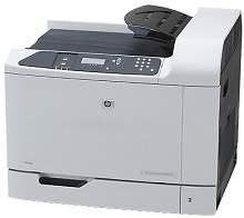 HP Color LaserJet CP6015n driver
