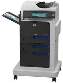 HP Color LaserJet Enterprise CM4540f Driver