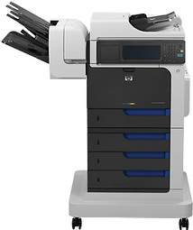 HP Color LaserJet Enterprise CM4540fskm MFP driver
