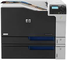 HP Color LaserJet Enterprise CP5525n driver