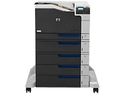 HP Color LaserJet Enterprise CP5525xh driver