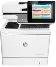 HP Color LaserJet Enterprise Flow MFP M577c driver