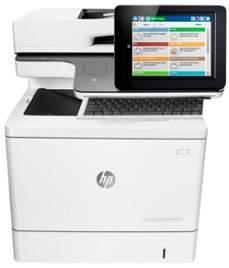 HP Color LaserJet Enterprise Flow MFP M577z driver