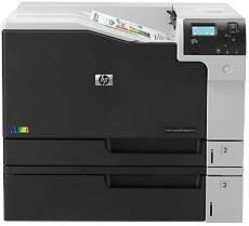 HP Color LaserJet Enterprise M750dn Driver