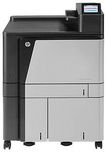 HP Color LaserJet Enterprise M855x+ Driver