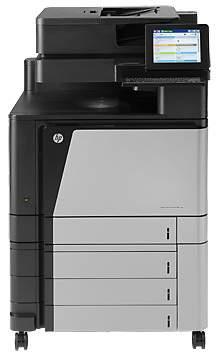 HP Color LaserJet Enterprise flow MFP M880z+ Driver