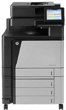 HP Color LaserJet Enterprise flow MFP M880z driver & Software