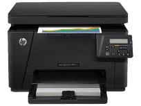 HP Color LaserJet Pro MFP M176n Driver