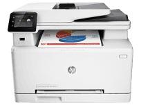 HP Color LaserJet Pro MFP M277n Driver