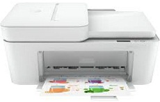 HP DeskJet Plus 4122 driver