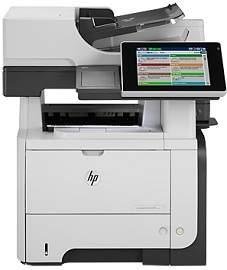 HP LaserJet Enterprise 500 MFP M525f driver