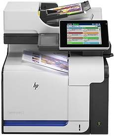 HP LaserJet Enterprise 500 color MFP M575f Driver