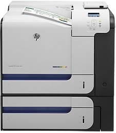 HP LaserJet Enterprise 500 color Printer M551xh driver