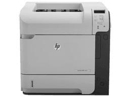 HP LaserJet Enterprise 600 M601dn Driver