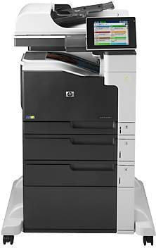 HP LaserJet Enterprise 700 color MFP M775f driver