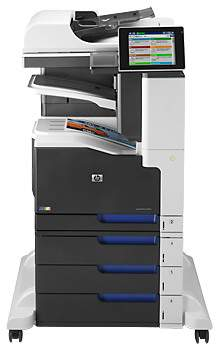 HP LaserJet Enterprise 700 color MFP M775z+ Driver