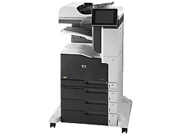 HP LaserJet Enterprise 700 color MFP M775z Driver