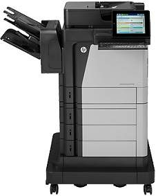 HP LaserJet Enterprise Flow MFP M630z driver