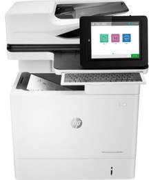 HP LaserJet Enterprise Flow MFP M631h Driver