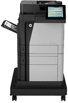 HP LaserJet Enterprise MFP M630f driver
