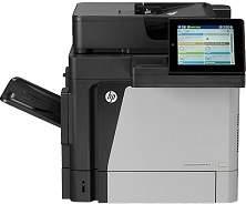 HP LaserJet Enterprise MFP M630h driver