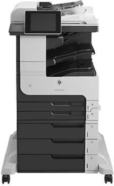 HP LaserJet Enterprise MFP M725z driver