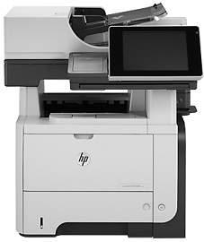 HP LaserJet Enterprise flow MFP M525c driver